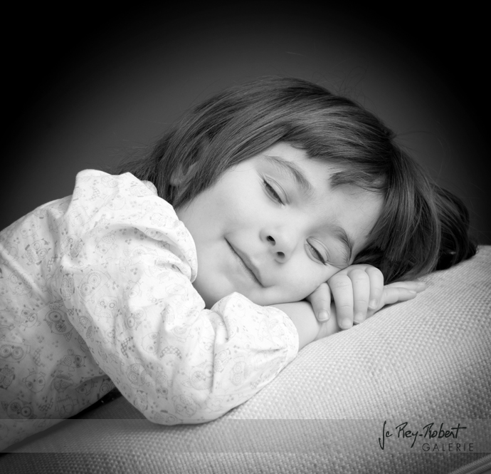 Portrait d'enfant à Romans