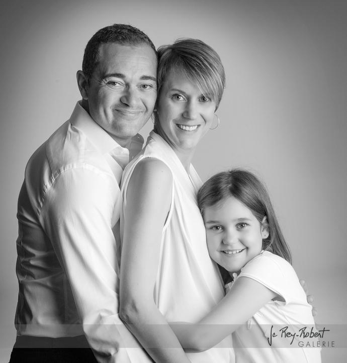 Portrait de famille Lyon