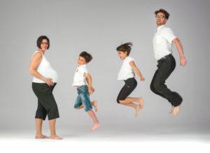 photo famille valence maternité