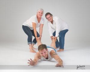 photo famille dynamique couleur studio romans